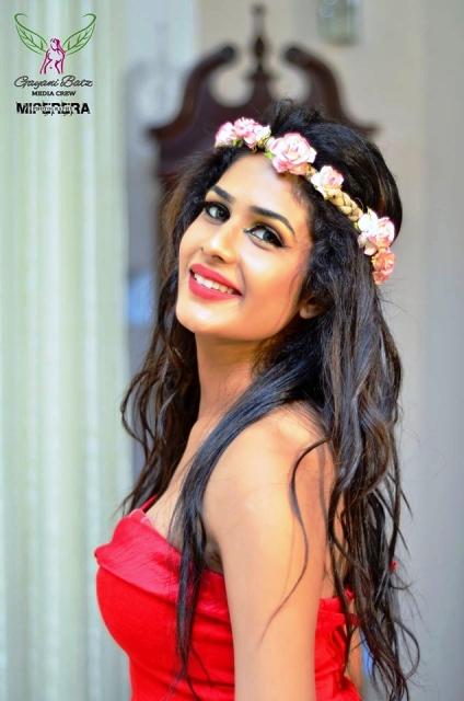Maheshi Madusanka Hot Photos