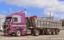 Camion du mois :