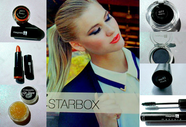 starlooks march starbox collage