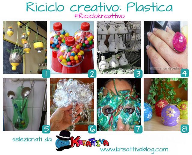 operazione riciclo: plastica, carta e vetro [raccolta]