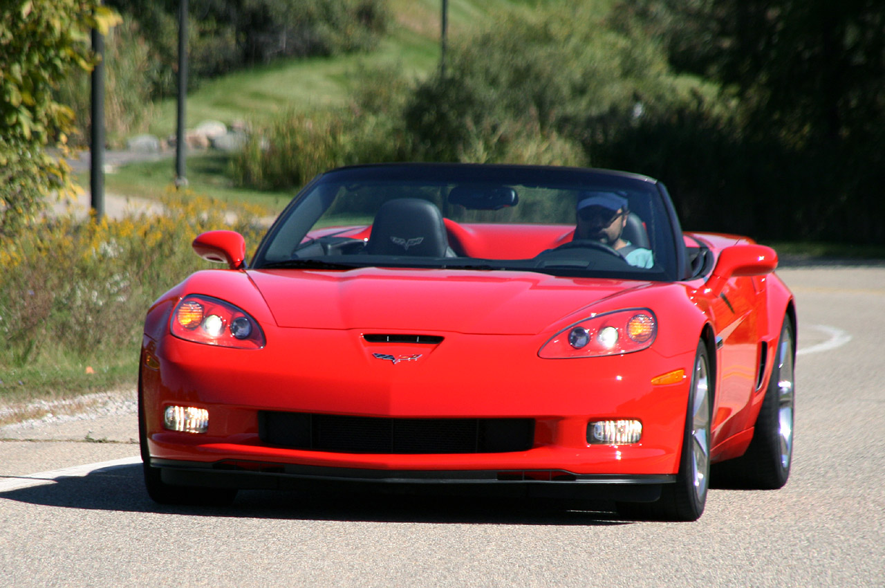 top wallon  Wallpapers Corvette C6 Tuning