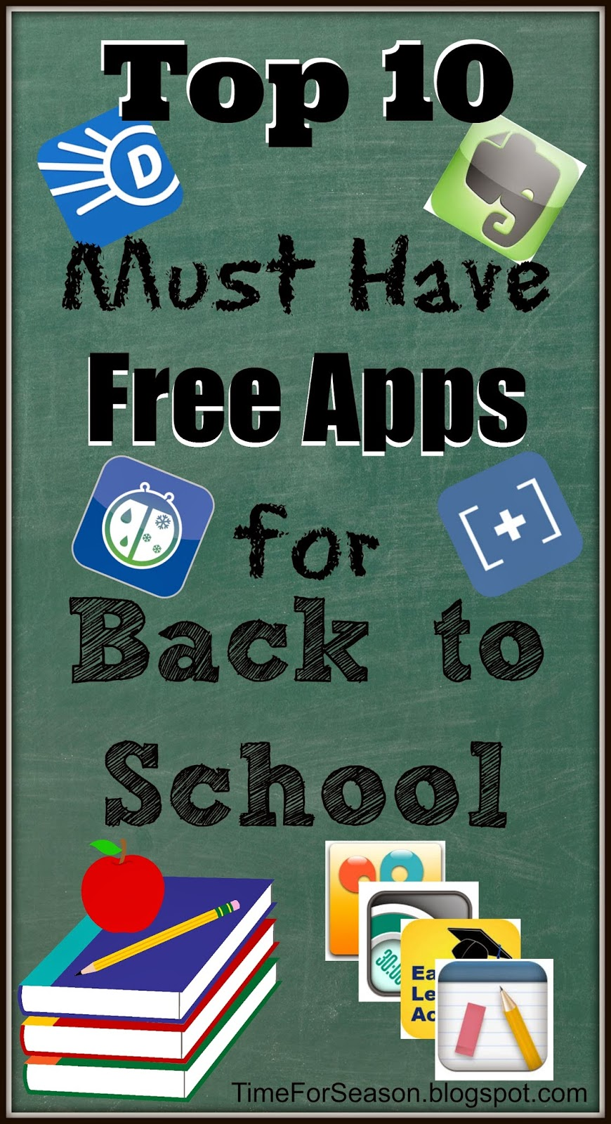 10 Must Have Free Apps for Back to School