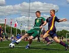 Manfaat Bermain Bola Bagi Kesehatan