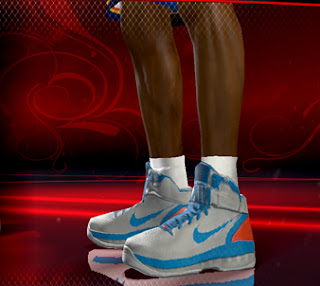 Nike Zoom Air Max Hyperdunk 2010 NBA 2K13 Edition