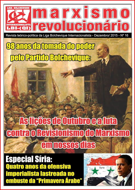 REVISTA MARXISMO REVOLUCIONÁRIO