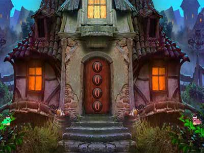 Warlock House Escape - Juegos de Escape