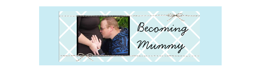 Becoming Mummy