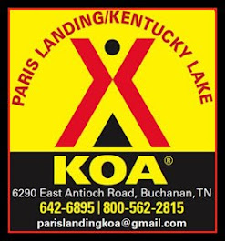 Paris Landing/Kentucky Lake KOA