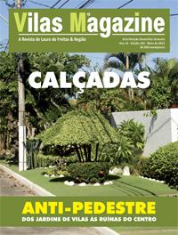 Vilas Magazine | Ed 160 | Maio de 2012 | 30 mil exemplares
