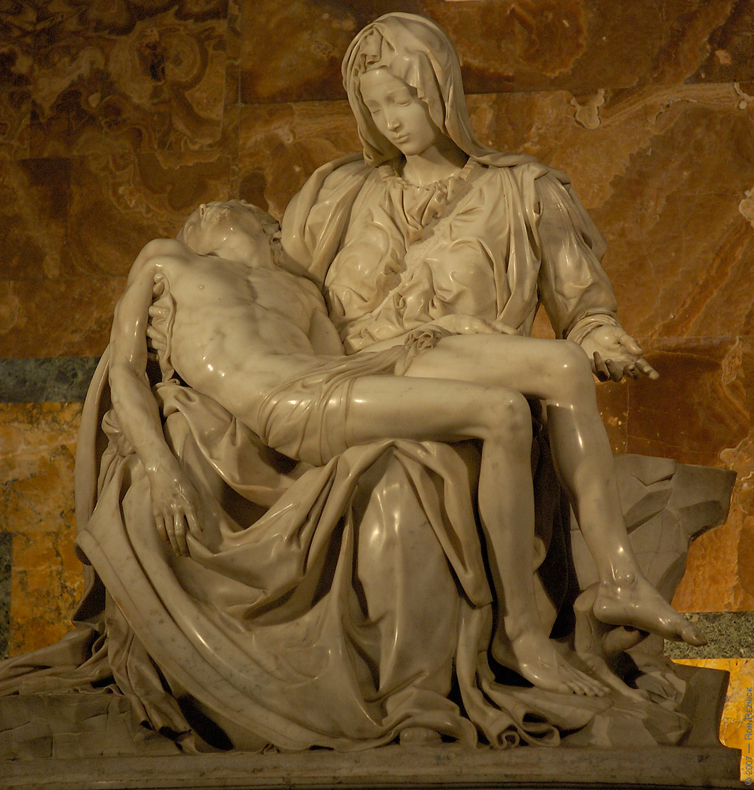 Michelangelo Buonarroti Pieta The Piet by Michelangelo