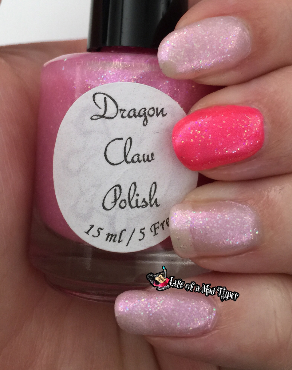 Dragon Claw polish Game of Chromes collection!