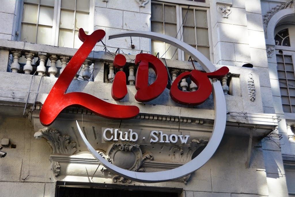 Santiago de Chile Lido club