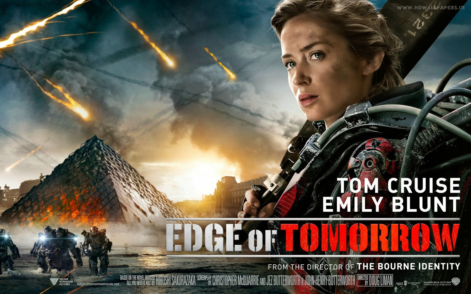 edge of tomorrow movie wallpapers - 2015 Edge of Tomorrow Wallpapers HD Wallpapers