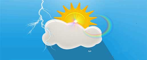 3D Parallax Weather Apk v1.7