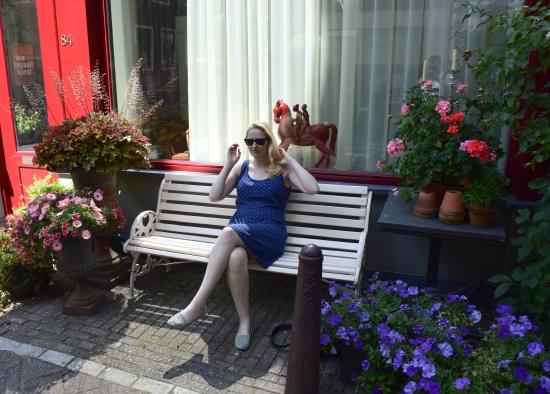 Jordaan-Viertel in Amsterdam, Niederlande | von EvelynLaFleur