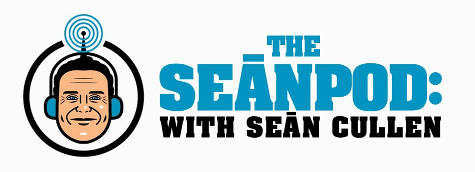 THE SEÁNPOD with Seán Cullen