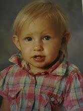 Wilja 1 år