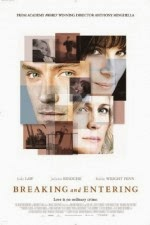 Watch Breaking and Entering 2006 Megavideo Movie Online