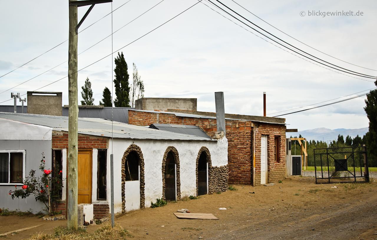 Rosen an Steinhaus, Südamerika