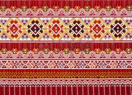 Teen Jok textiles