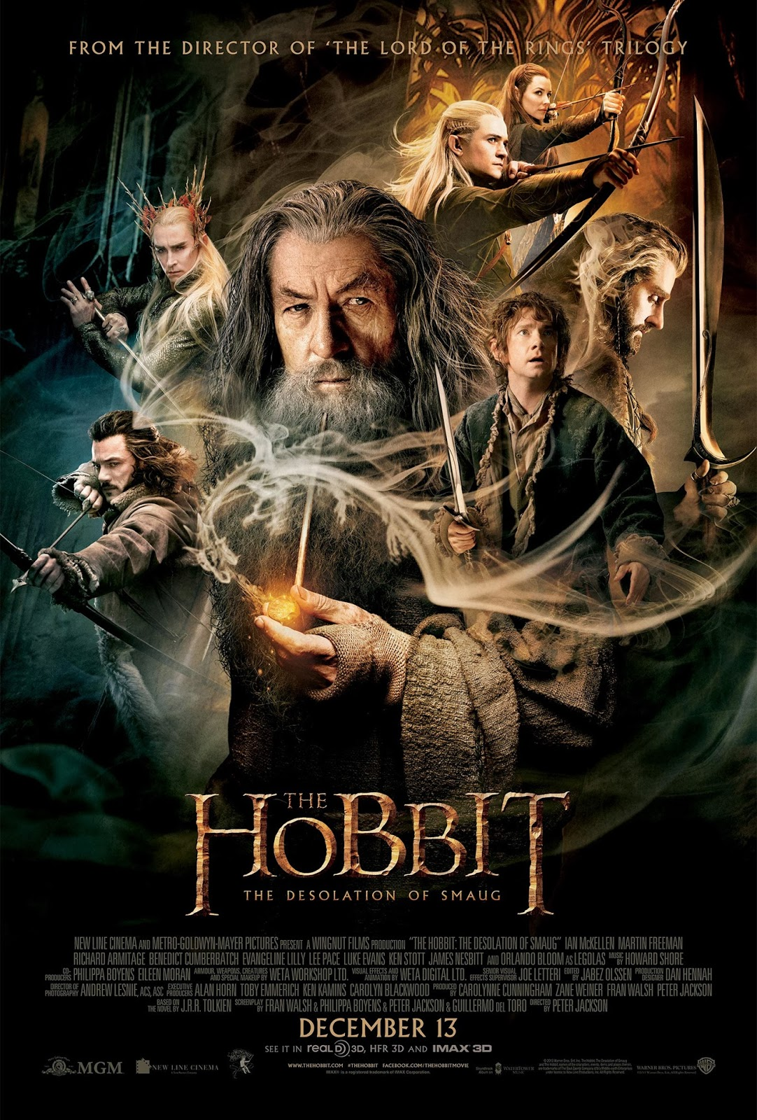 A wall street farkasa letoltes - The Hobbit The Desolation Of Smaug