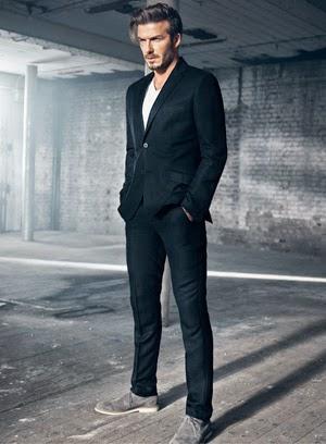 H&M colección ropa para hombre de David Beckham primavera verano 2015