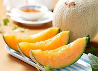 Health benefits of melon