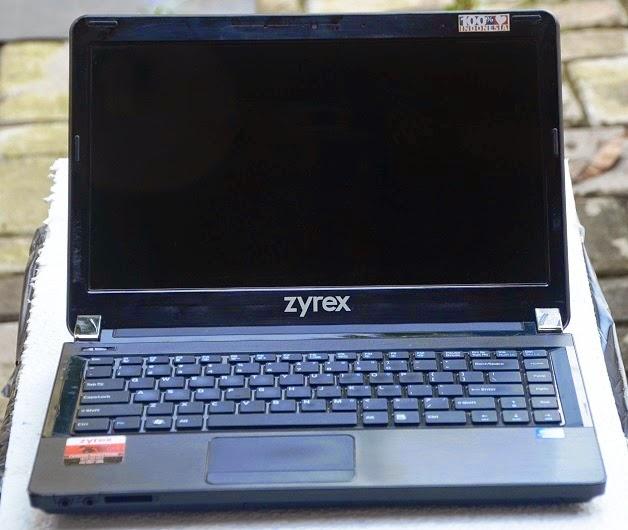 harga Laptop Bekas Zyrex Cruiser WT4820