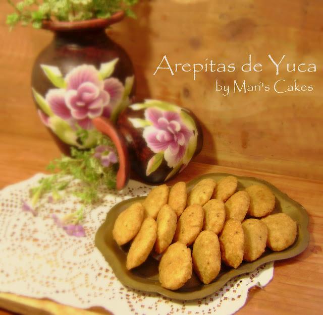 Arepitas de Yuca