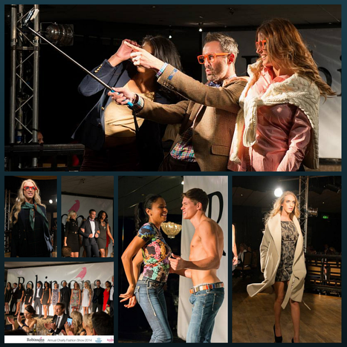 Cancer Research Fashion Show