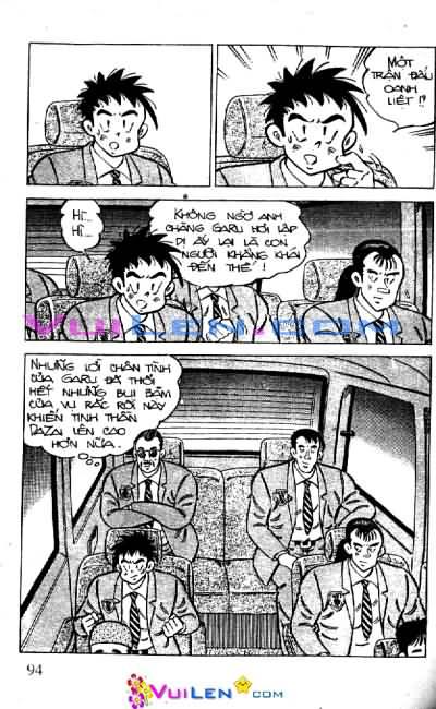 Jindodinho - Đường Dẫn Đến Khung Thành III Tập 57 page 94 Congtruyen24h