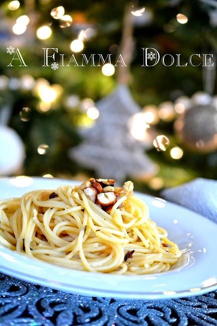 spaghetti della vigilia a palma campania
