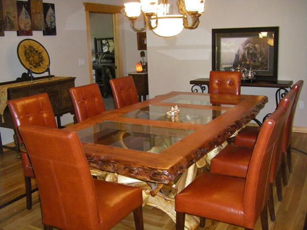 tips before you purchase rustic dining room table the