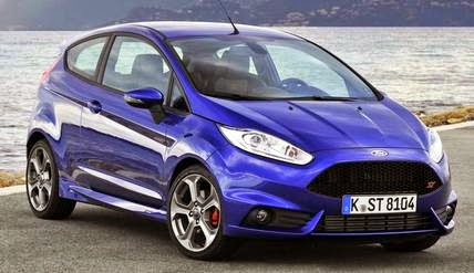 2015 Ford Fiesta RS Price and Release