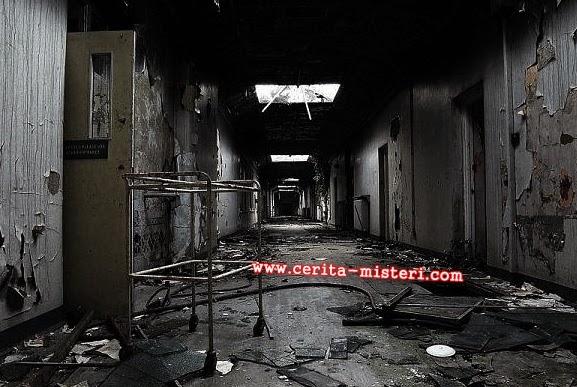 Rumah Sakit Berhantu