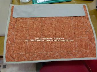 MI TUTORIAL: Cómo hacer una manga clásica para colgar un quilt
