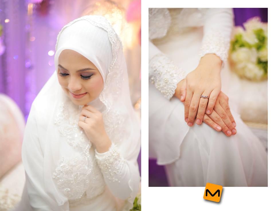 Part 4) Engagement || Bertunang : Baju tunang atau nikah untuk disewa