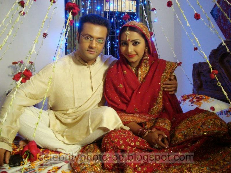 Model+Shahed+Sharif+Khan+and+Prosun+Azad+Latest+Romantic+Couple+Pictures+Collection+2014+From+Drama009