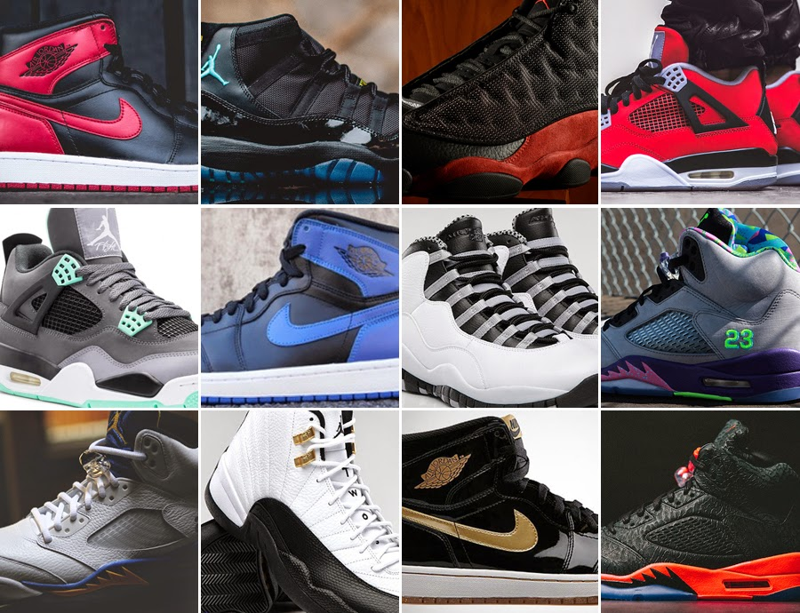 "Eastbay has a gigantic Air Jordan restock planned for April 19th, 2014.  What exactly is coming back? To name a few: the Air Jordan 1  ""Black/Metallic Gold"", ..."