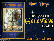 Mark Boyd's THE BOOK OF GENEVIEVE Blitz & Giveaway