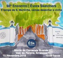 66º Encontro ÉSk | Monte da Comenda Grande, Arraiolos