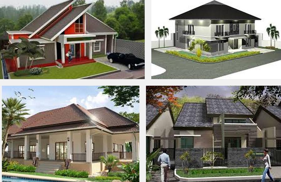 gambar rumah idaman sederhana minimalis terbaru rumah