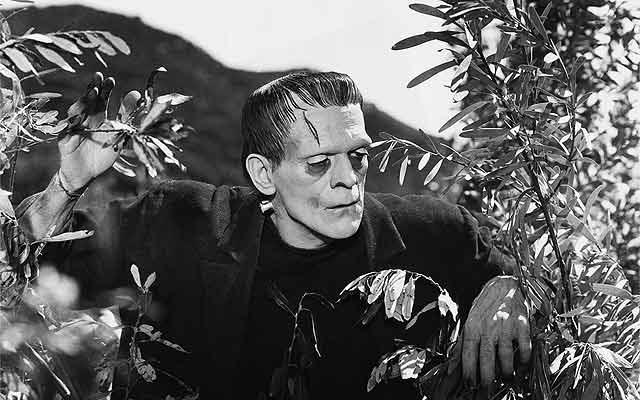 Frankenstein Blade Runner
