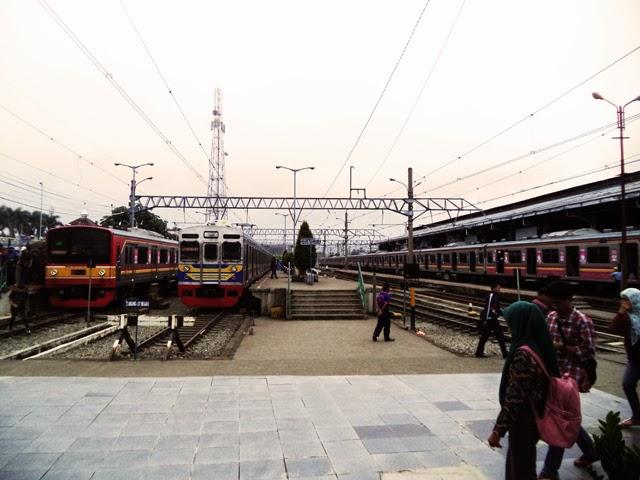 commuter line jabodetabek, kereta api