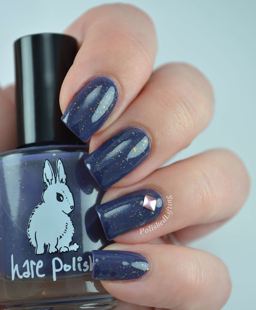 Hare Polish Dream Caused by the Flight of a Bee