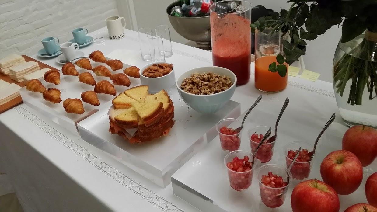 Desayuno, comida sana