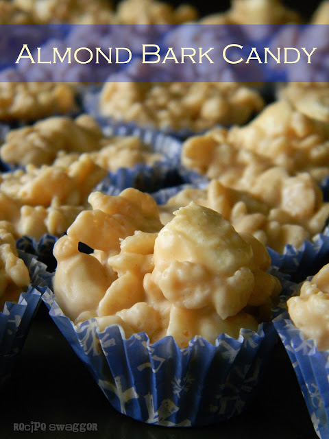 Almond Bark Candy