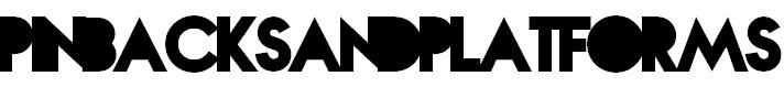 Pinbacksandplatforms