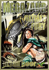 Megazaur: Akysha's fury