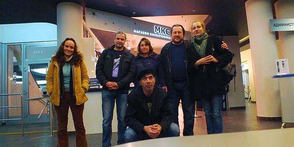 Фоторепортаж с «Трибуны Ученого» от 25 марта 2015 | Фотоснимки Андрея Климковского и Юрия Узорина